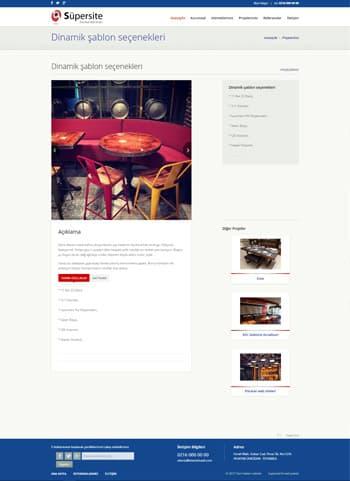 Nemesis site tasarımı kod ht12 şeffaf lığın web sitesindeki en